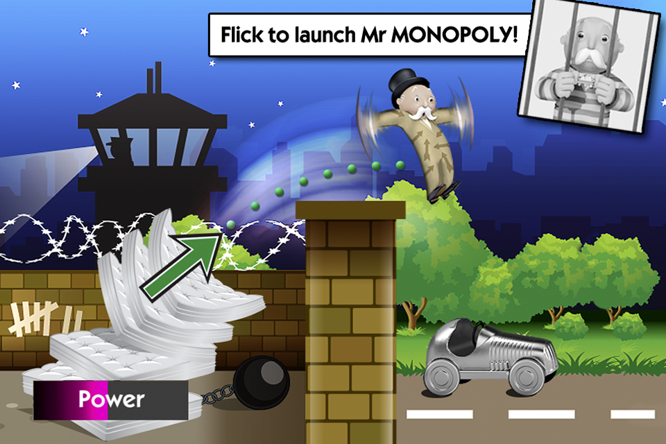 Screenshot MONOPOLY zAPPed edition